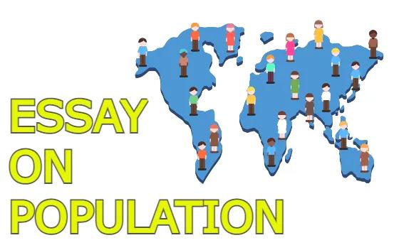 Essay on population