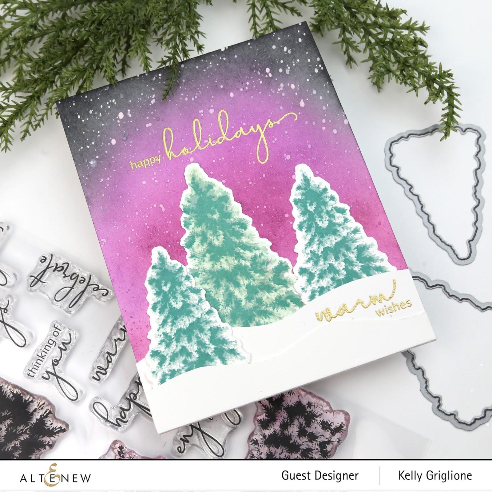 Notable Nest: Altenew November 2019 Stamp/Die/Stencil