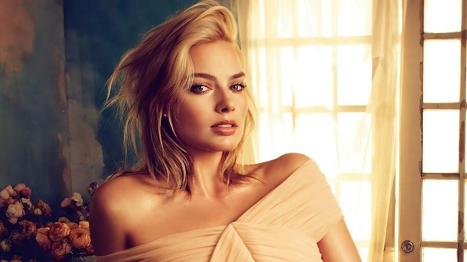 Margot Robbie, Beautiful, Actress, 4K, #6.2252