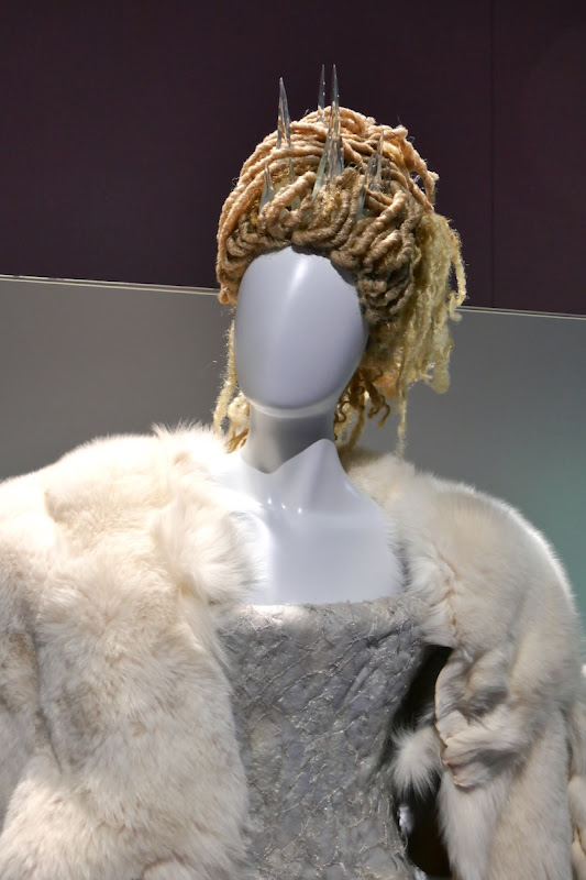 Tilda Swinton Jadis White Witch movie costume