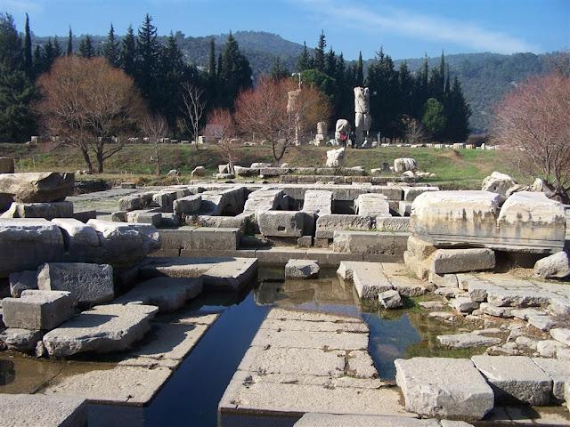 Apollon Kutsal Alanı