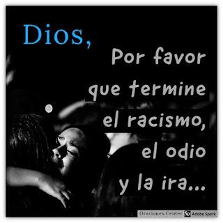 Oración contra el Racismo en el Mundo