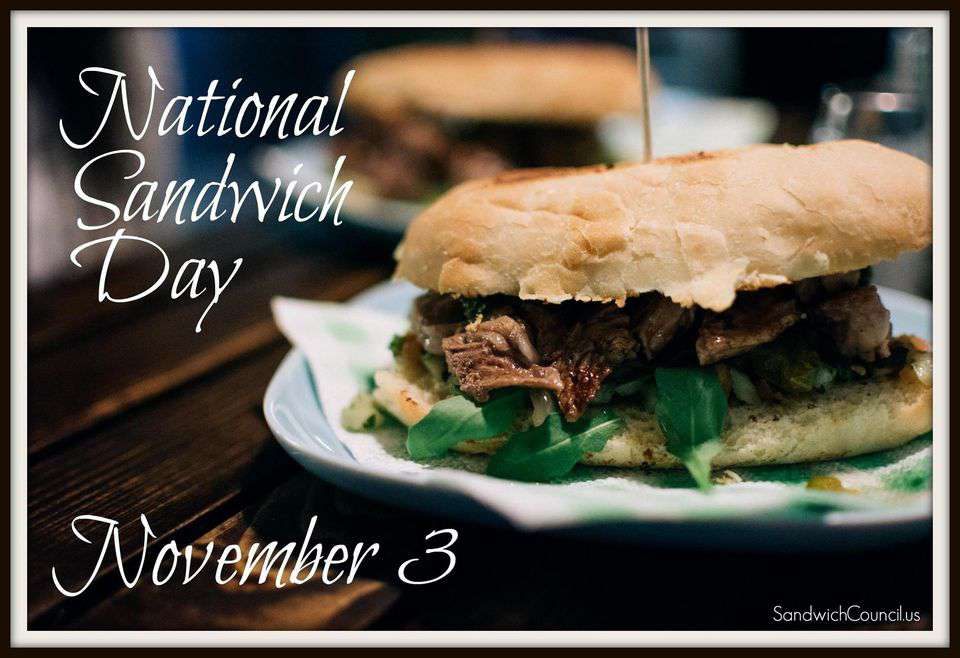 National Sandwich Day Wishes pics free download