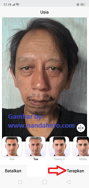 aplikasi edit wajah tua yang lagi hits