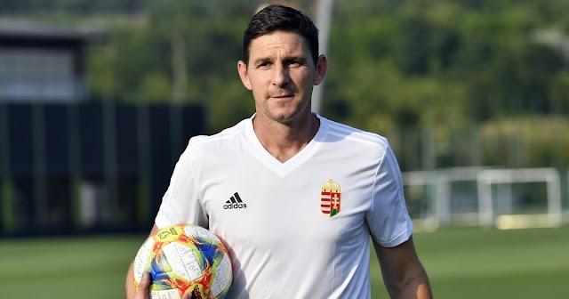 Gera Zoli egy év alatt lett kapitány