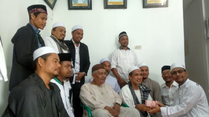 Aliansi Ormas Islam Berbasis Dayah Hadiri Haul Syeik Muda Waly