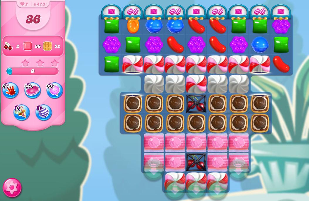 Candy Crush Saga level 8473