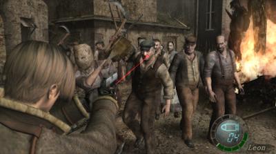 Kode Cheat Resident Evil 4