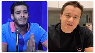 """زياد المكّي يبكي على المباشر :""""أنا مستعد نخدم صباح وليل باش نخلص كفالة سامي و نطلب من توانسة تاقف معاه.."""