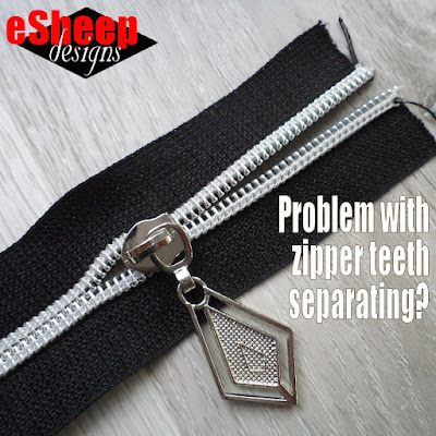 Mastering Zippers by eSheep Designs