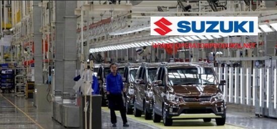 Proses Loker PT SUZUKI INDOMOBIL MOTOR Posisi Operator Produksi dan Staff