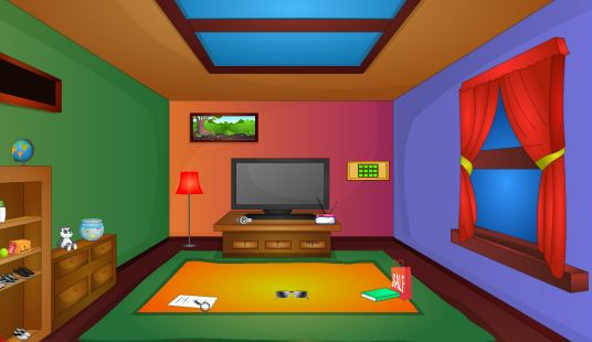 TollFreeGames Simple Room…