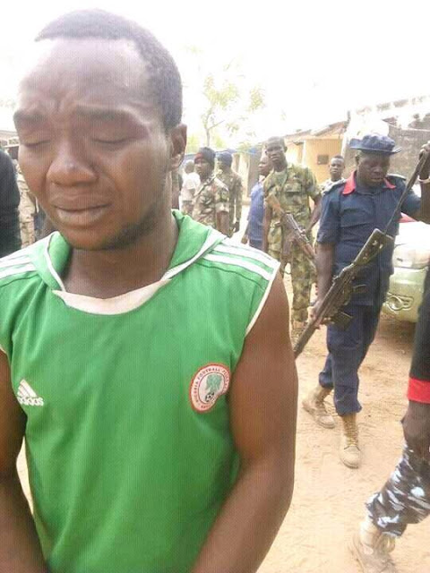 nigerian man kidnap cousin