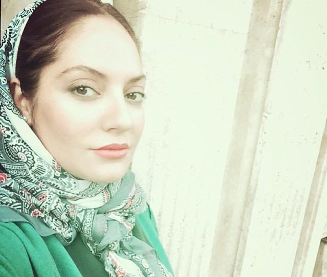persian hot: mahnaz afshar