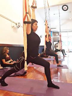 formación aero yoga online