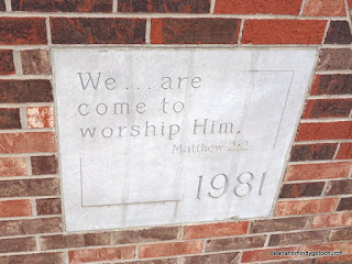 cornerstone at Evangel Colege in Springfield