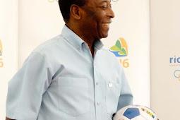 Legenda Sepakbola Brazil, Pele Jalani Operasi Pengangkatan Tumor di Sao Paolo