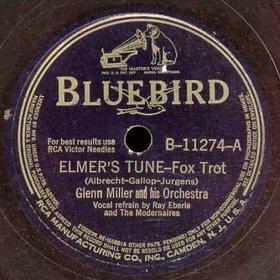 Elmer's Tune 78rpm