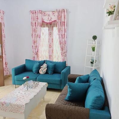 dekorasi rumah dengan budget minim