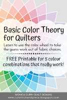 Color Theory for Quilters - Quilting Tutorial