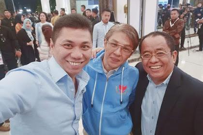 Zeng Wei Jian Ungkap Protes Tim Prabowo Ke KPU Atas Etika Rendah Jokowi Saat Debat