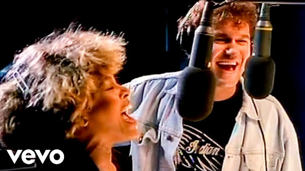 Jimmy Barnes and Tina Turner - Simply the Best