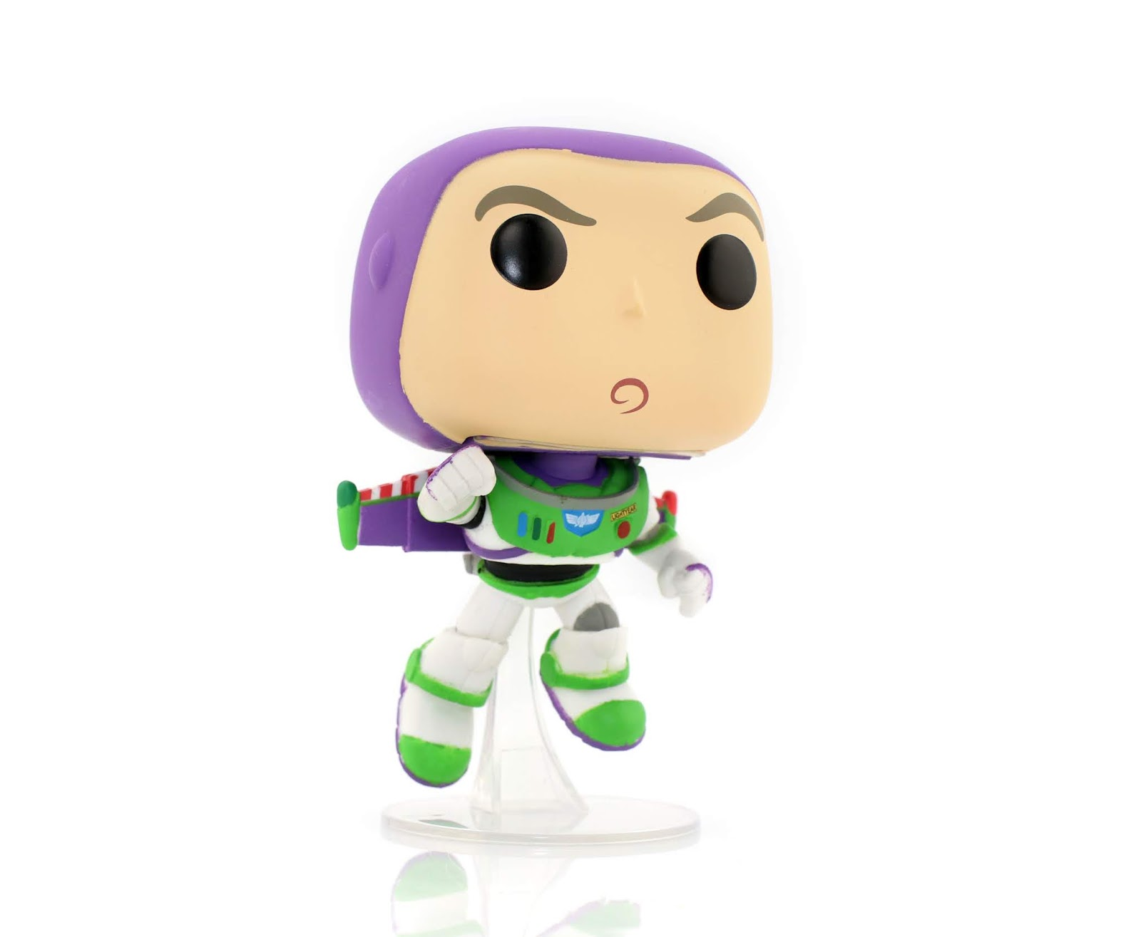 toy story 4 funko pop collection buzz