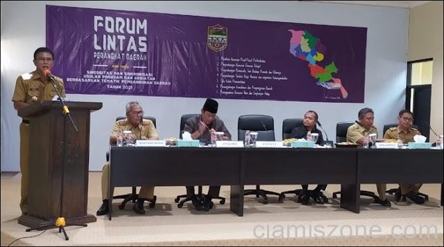 Sinergikan Program, Pemkab Gelar Forum Lintas Perangkat Daerah
