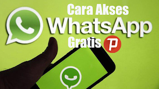 Cara Akses WhatsApp Gratis Dengan Psiphon Pro Full Version 100% Work