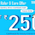 Paytm Flight / Bus Refer & Earn Offer: Get 2000 Rs Per Month
