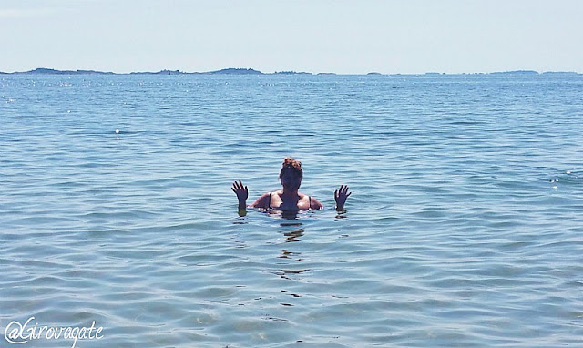 bagno arcipelago stoccolma sando