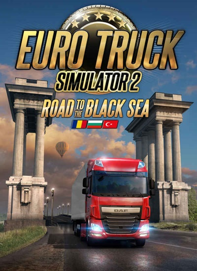 โหลดเกมส์ Euro Truck Simulator 2 - Road to the Black Sea