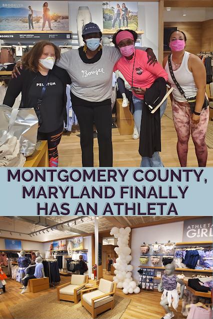 Montgomery County, Maryland Finally Has an Athleta