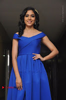 Actress Ritu Varma Pos in Blue Short Dress at Keshava Telugu Movie Audio Launch .COM 0022.jpg