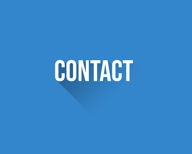 cara membuat contact us di blog