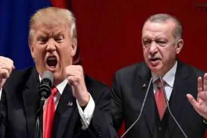 Trump Mengancam Akan Menghancurkan Ekonomi Turki Jika Tidak Melakukan Gencatan Senjata