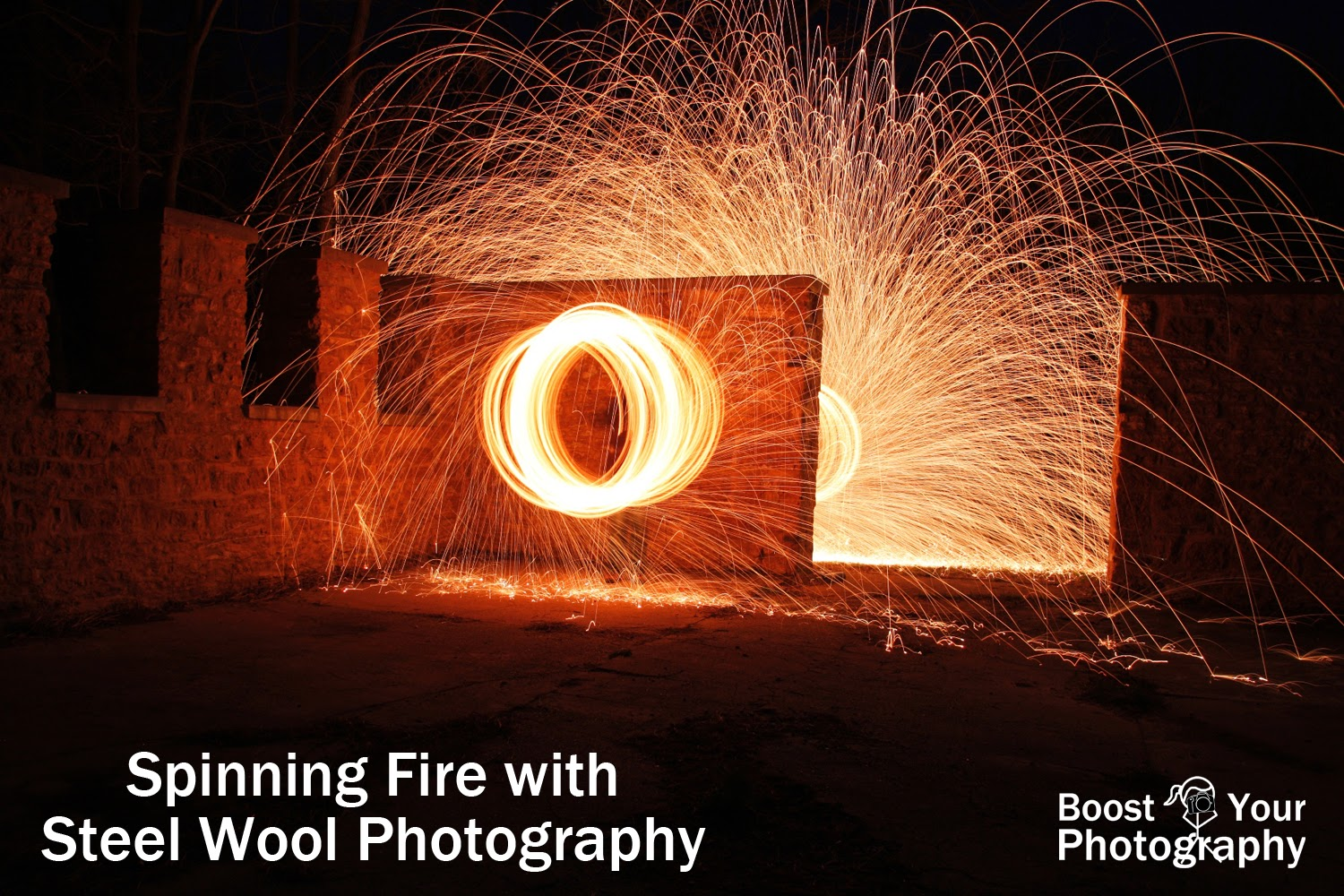 spinning fire with steel wool photography boost your photography. Black Bedroom Furniture Sets. Home Design Ideas