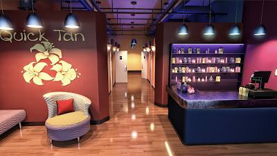 i13 Tanning Salon Environment