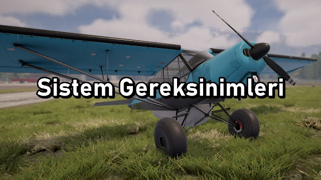 Deadstick - Bush Flight Simulator Sistem Gereksinimler