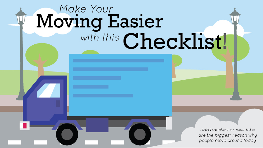 how to make moving easier