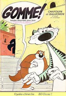 Gomme, numéro 2, 1981