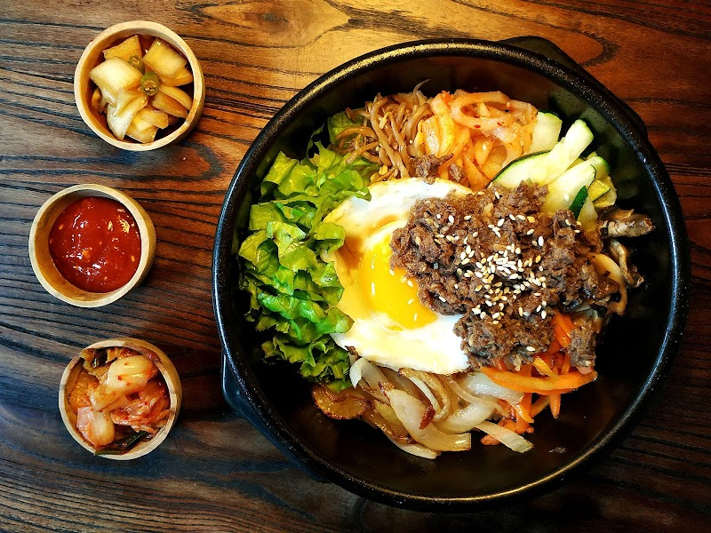 Bibimbap - Korean Famous Dish