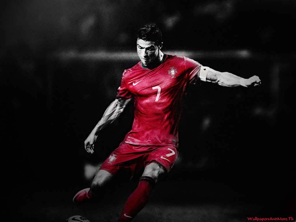 Just Do It (Cristiano Ronaldo) ~ Wallpapers