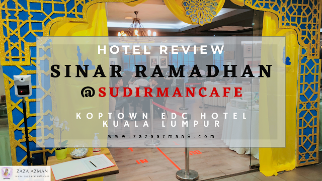 Koptown EDC Hotel, Sudirman Cafe KL Chow Kit