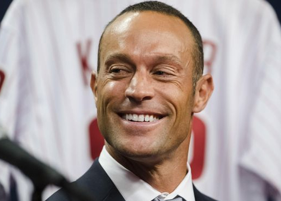 Philadelphia manager Gabe Kapler talks mentors and no rules in the clubhouse
