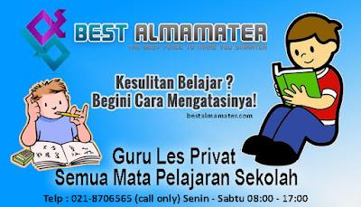 Guru Les Privat Semua Mata Pelajaran Di Jakarta Selatan