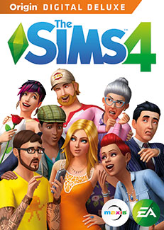 The Sims 4 Deluxe Edition REPACK - 13.4 Gb