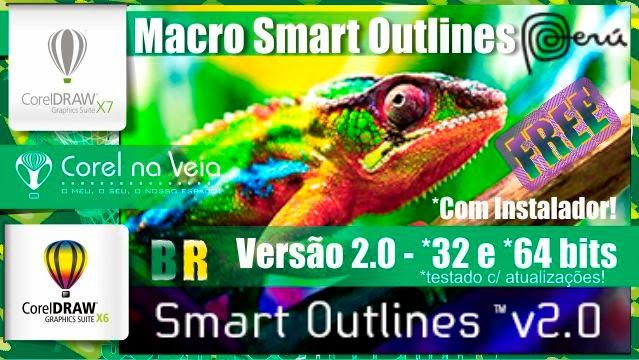 Smart OutLines 2.0 PtBr