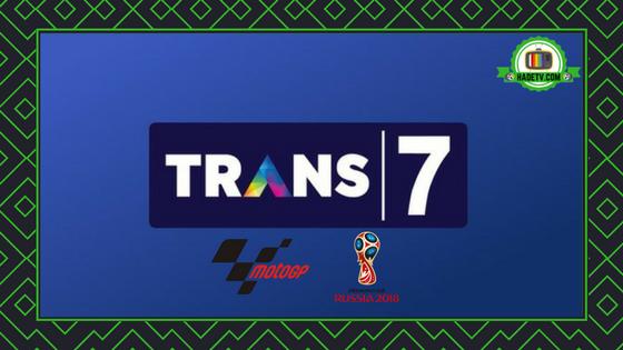 Nonton Gratis Tv Online Live Streaming Trans7 Piala Dunia 2018 MotoGp