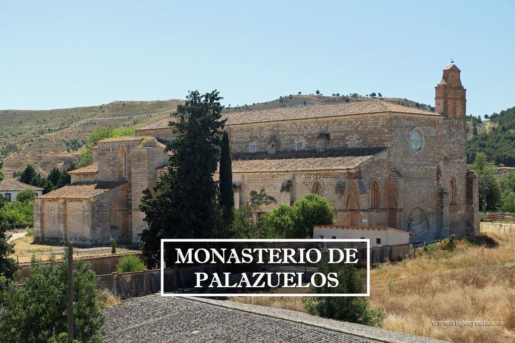 Monasterio de Palazuelos, joya del Císter en Valladolid